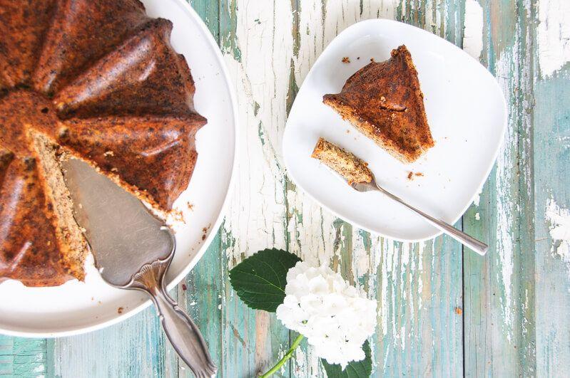 schokoladen rührkuchen mit baileys