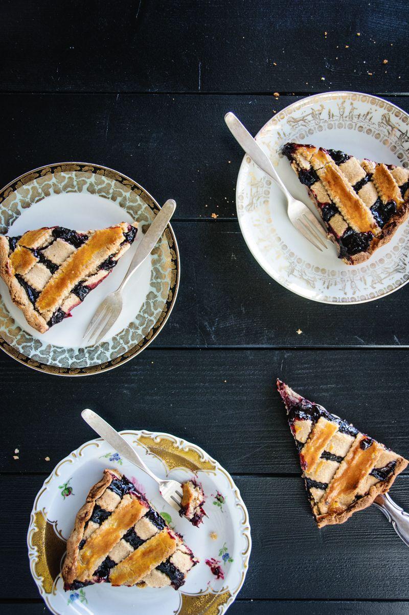rezept linzer torte trickytine backen