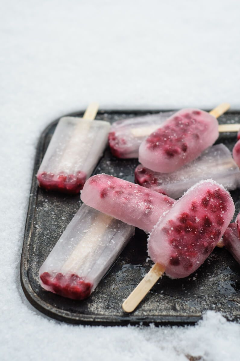 gin popsicles eis am stiel