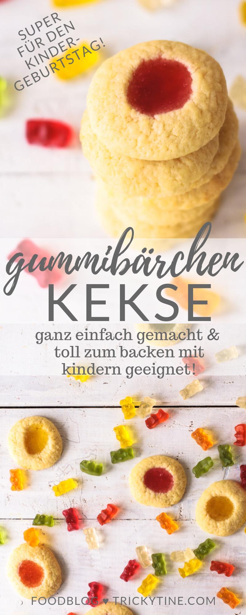 gummibärchen kekse trickytine pinterest collage