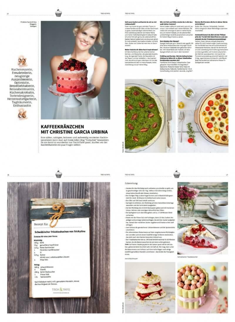 tisch und tafel trickytine messezeitschrift