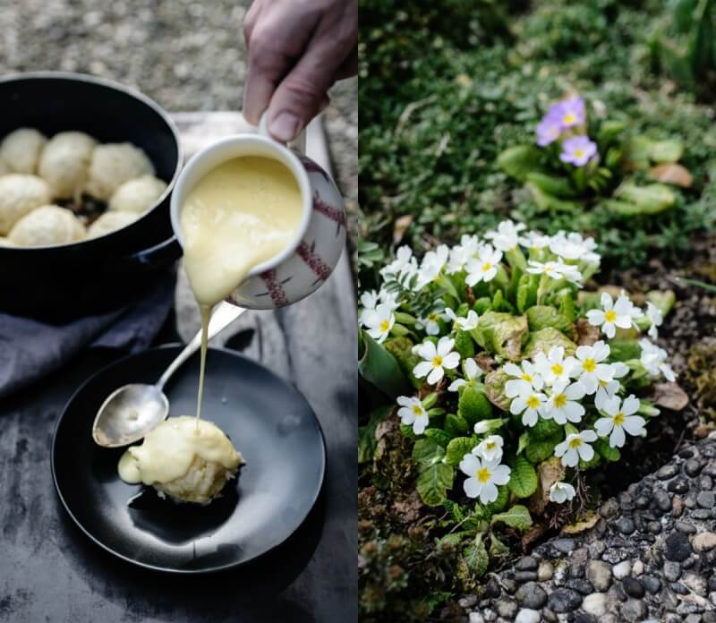 lurpak butter dampfnudeln trickytine