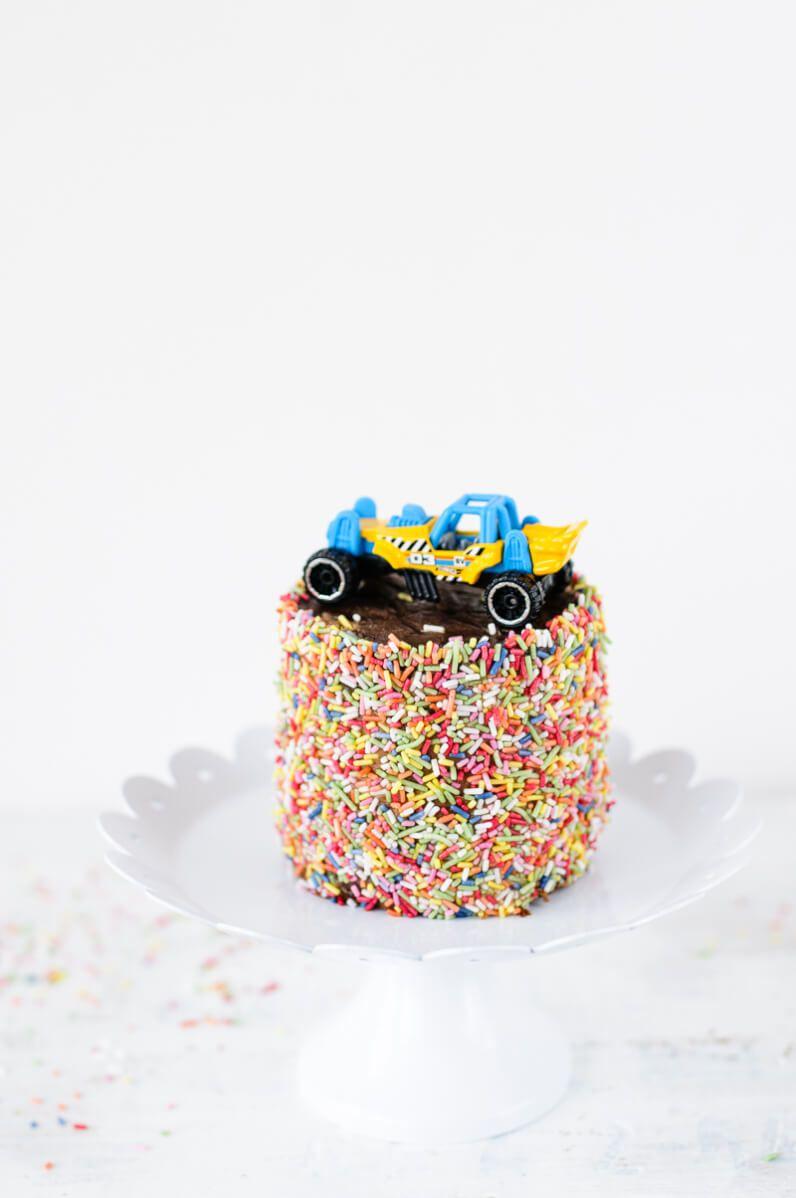 Brownie Schokoladencreme Tortchen Fur Mr Mini Superman Trickytine