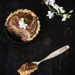 raw vegan tarte törtchen kakao datteln kokosmilch trickytine ihana