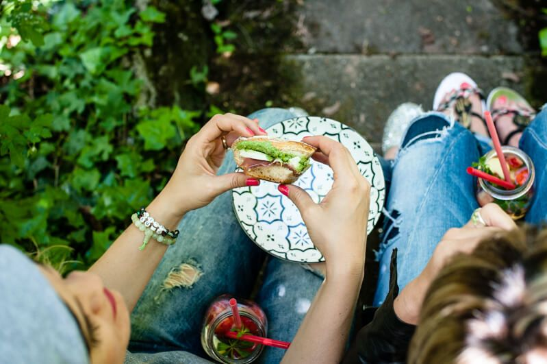 maipicknick bowle grüne sauce trickytine_-43