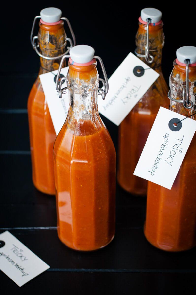 Aprikosenketchup KitchenAid trickytine