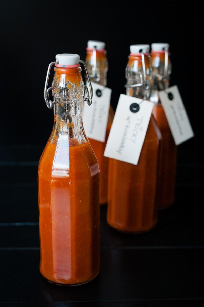 5 Aprikosen-Rezepte, Aprikosenketchup KitchenAid trickytine