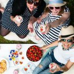 erdbeer picknick trickytine
