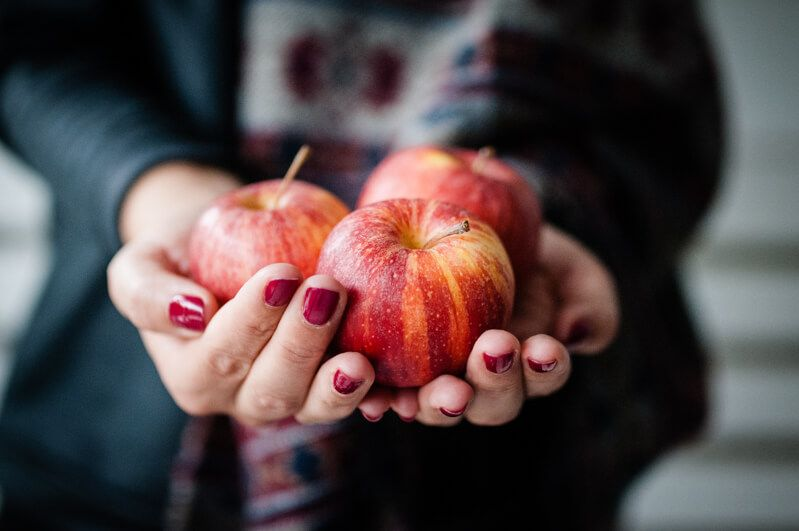 tricky-dish-wish äpfel