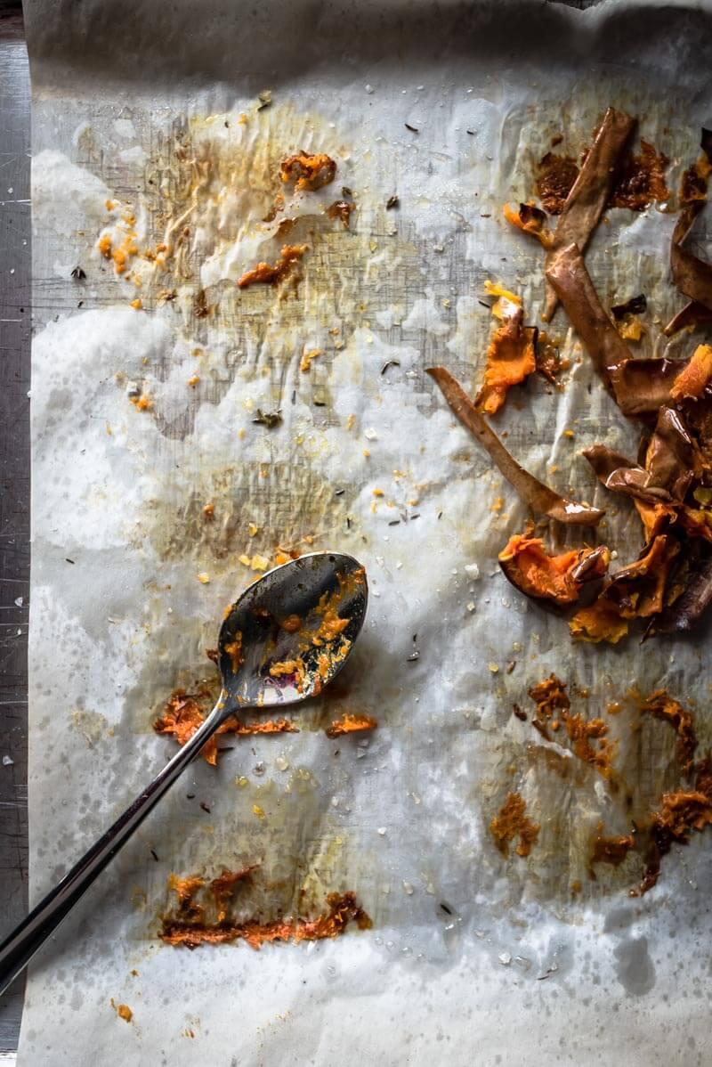 butternut kürbis hummus trickytine