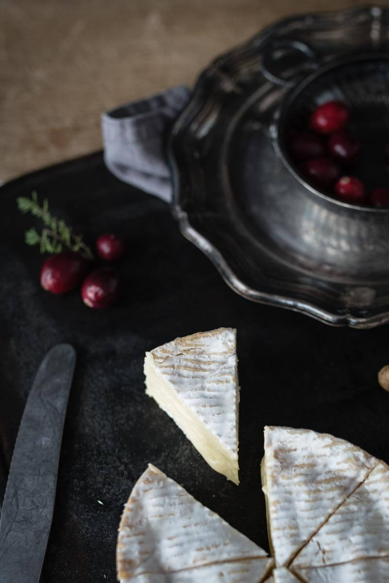 back camembert cranberry chutney trickytine