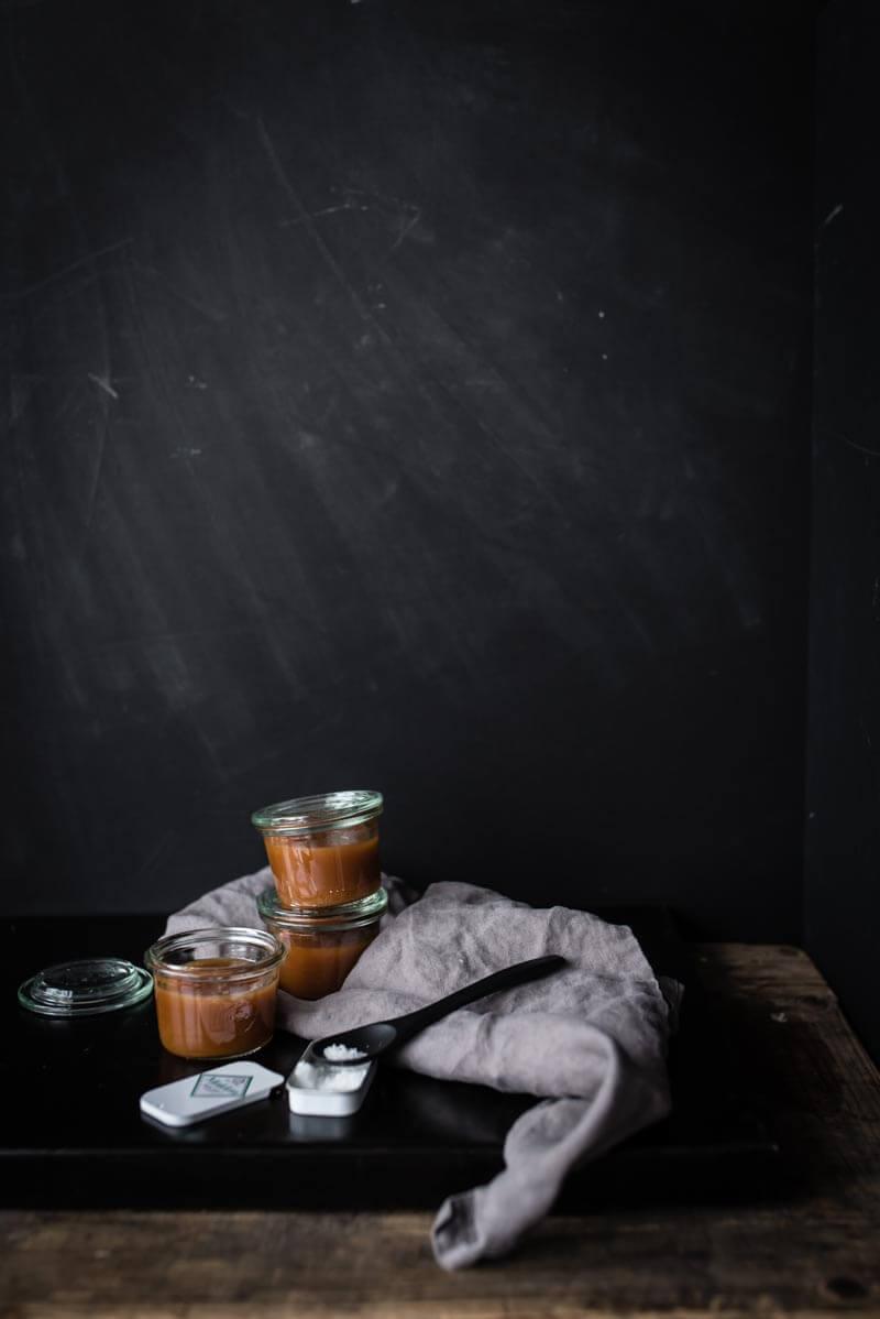 süßkartoffelkuchen salzkaramellfrosting trickytine
