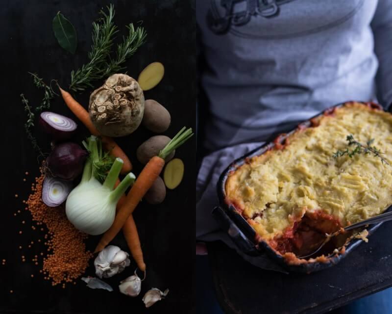 kartoffel sellerie stampf vegan trickytine sheperds pie
