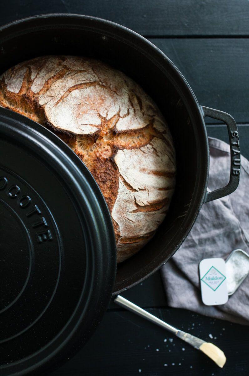 Cocotte Brot Kartoffelbrot trickytine