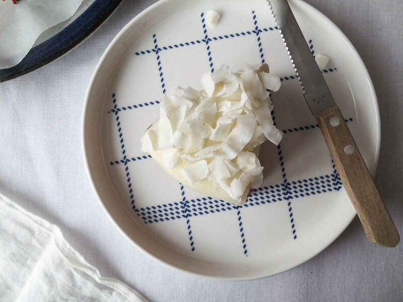 ingwer karottenkuchen lillalund trickytine