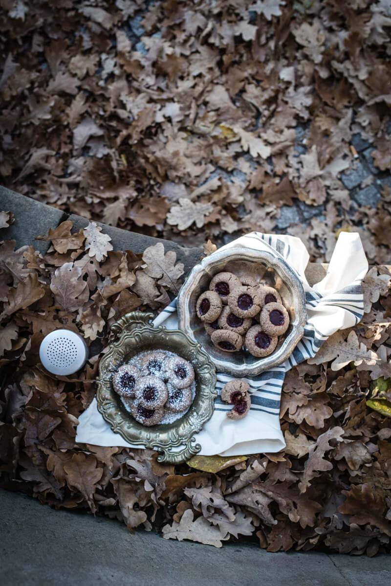 linzer plaetzchen trickytine