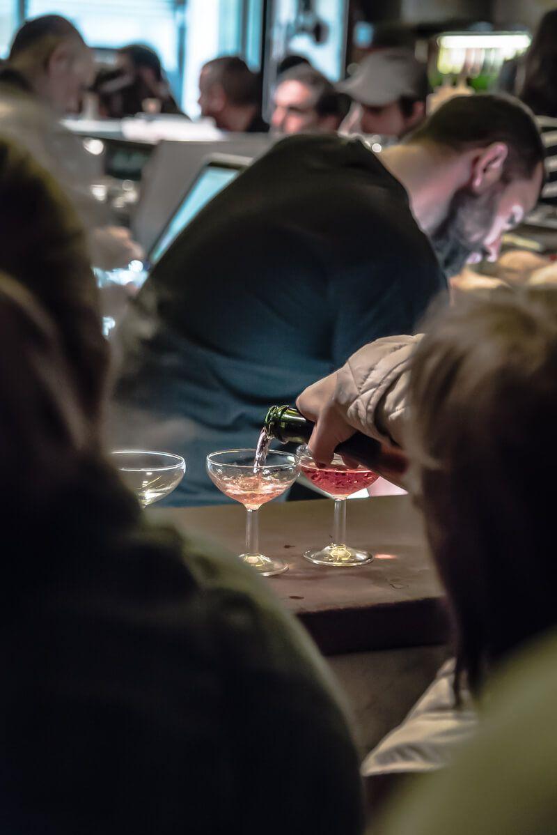 Can Paixano La Xampanyeria tapas bars top 3 trickytine barcelona