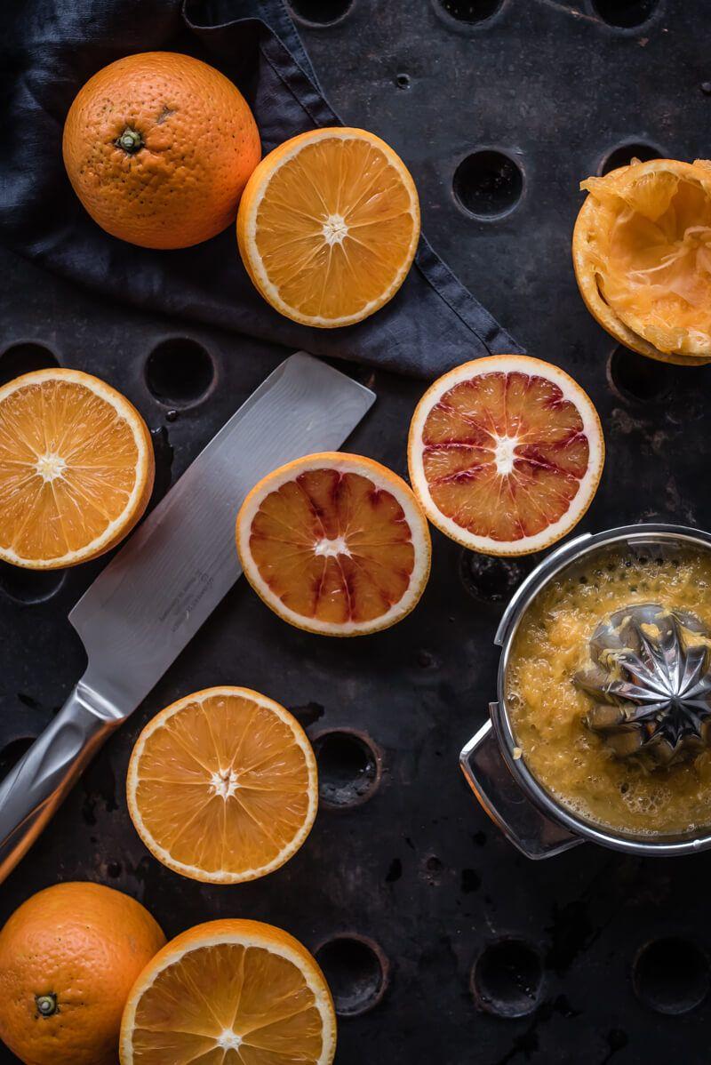 schnecken pistazien frangipane orangen curd guss trickytine