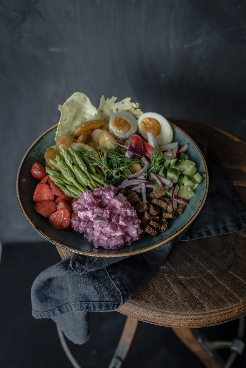 smörrebröd bowl trickytine