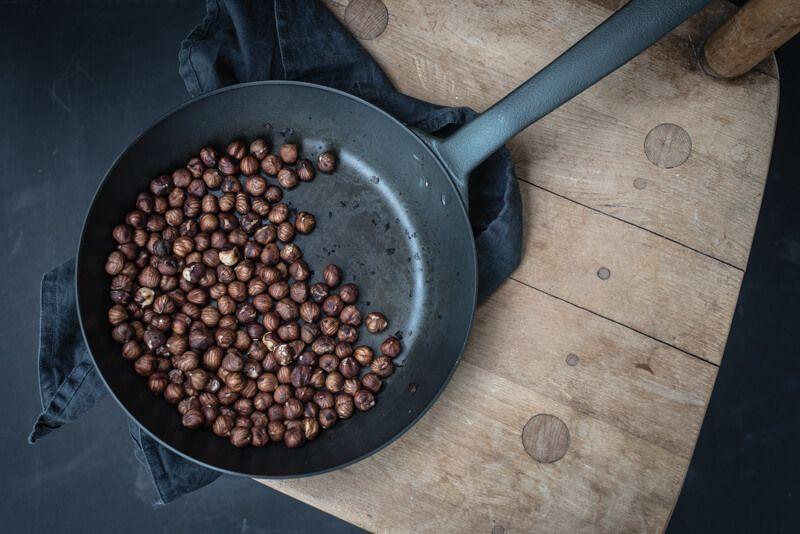 glutenfrei schokokuchen haselnuss espresso trickytine