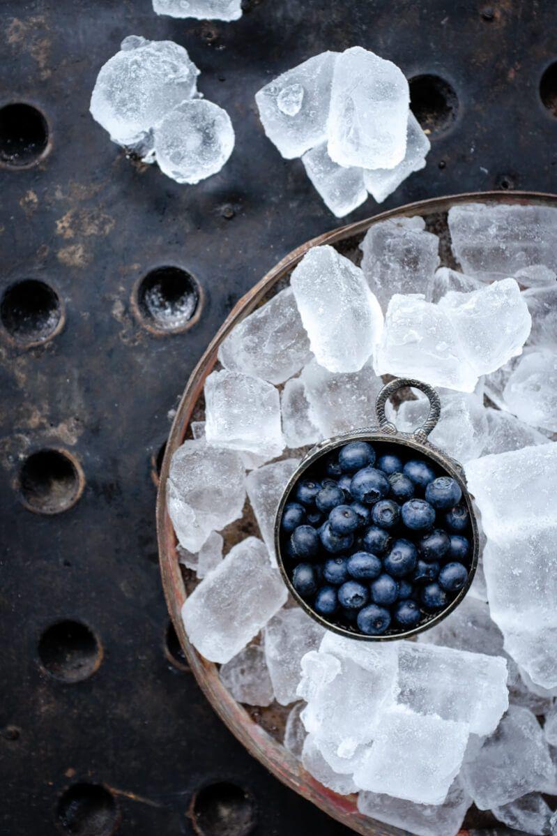 blaubeer oreo cheesecake popsicles trickytine