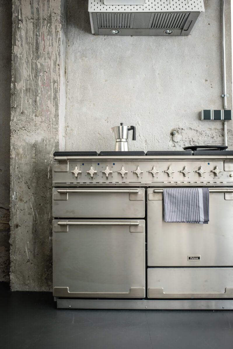 perlhuhn falcon range cooker trickytine