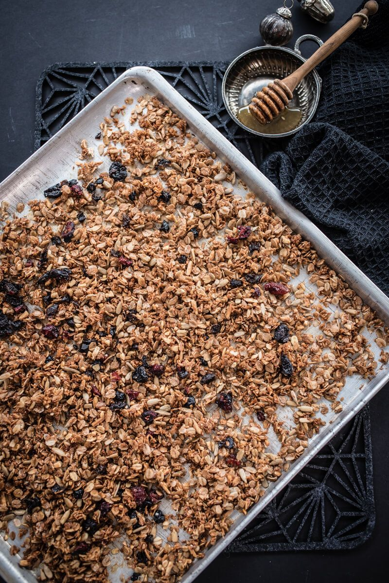 ofen granola trickytine