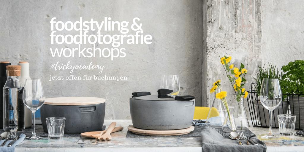 foodstyling workshop trickytine