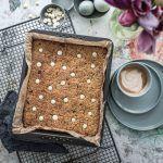 kaffeepause gala von eduscho trickytine carrot cake granola bars