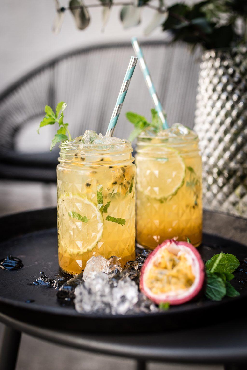 Passionfruit Mojito trickytine