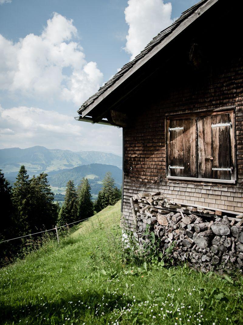 #sennermeetsblogger alpe hittisau bregenzerwald trickytine