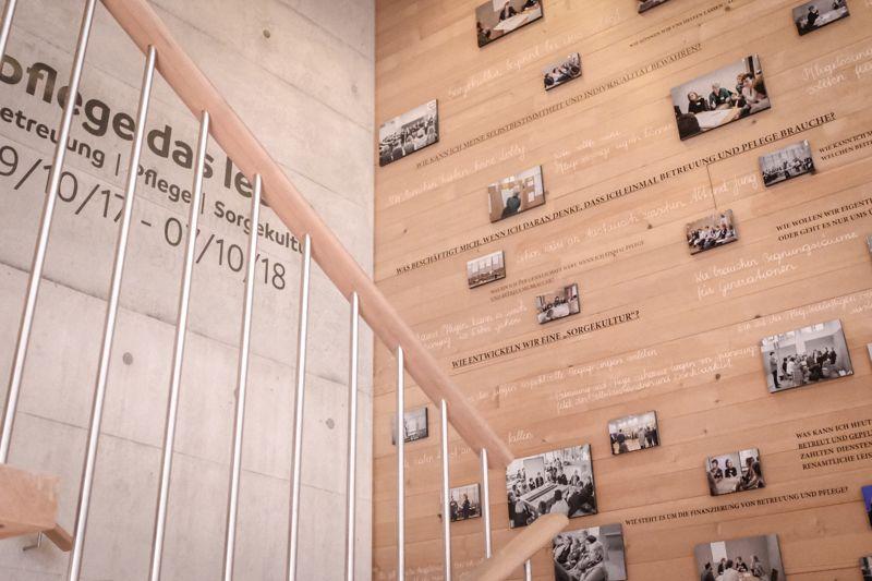 #sennermeetsblogger frauenmuseum hittisau bregenzerwald trickytine