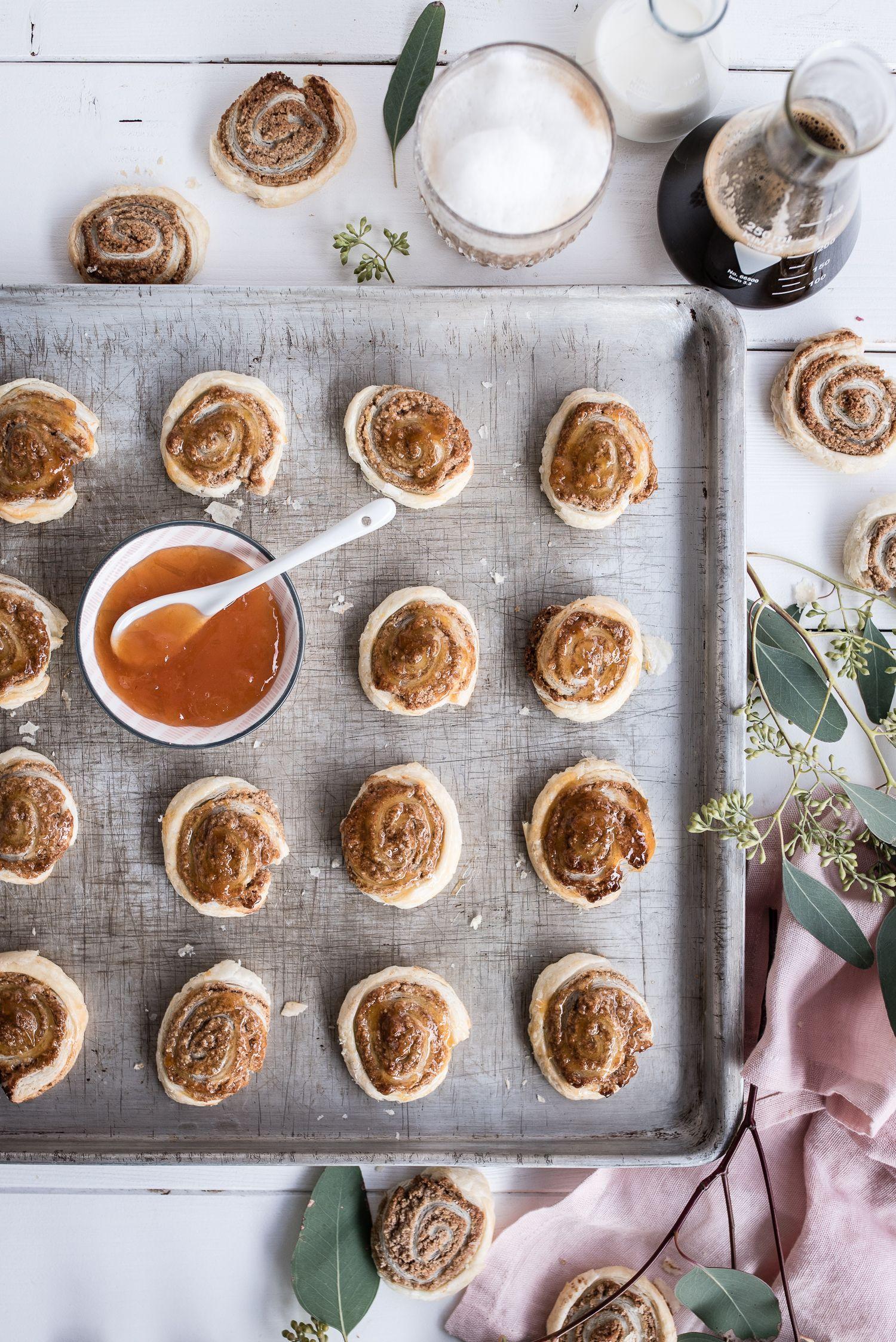 Zimtschnecken Cookies trickytine
