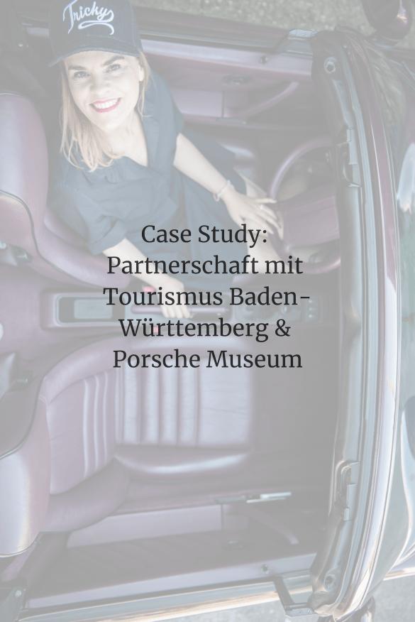 Case Study_ trickytine Partnerschaft mit Tourismus Baden-Württemberg & Porsche Museum