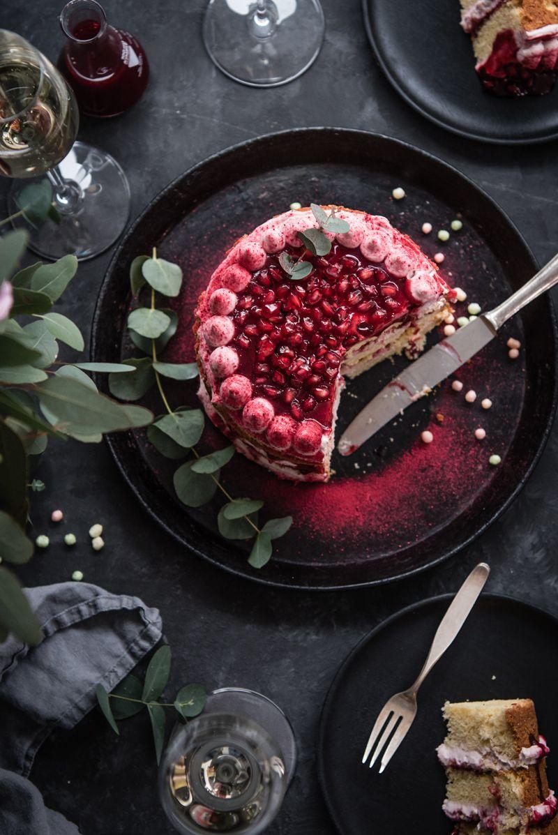 Prosecco Torte trickytine