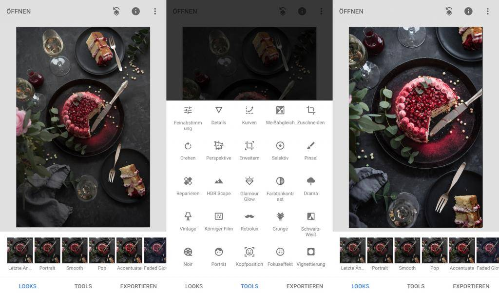 Tricky Top 5 kostenlose Apps zur Bild-Bearbeitung am Smartphone