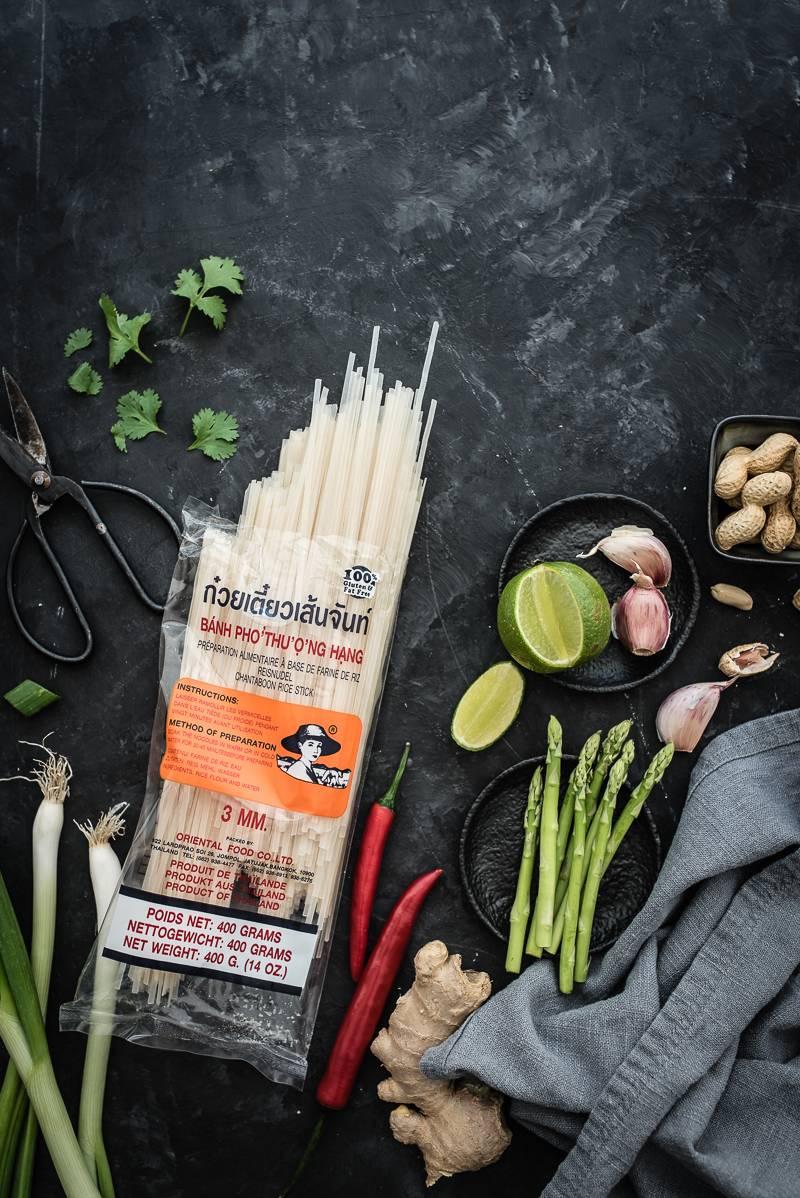 Reisnudel Stilllife Foodstyling trickytine Foodblog Stuttgart