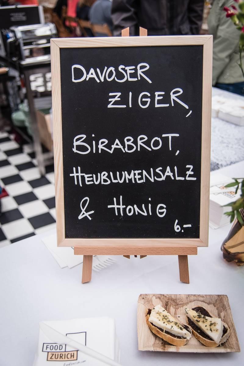 FOOD ZURICH trickytine Zürich Food Festival