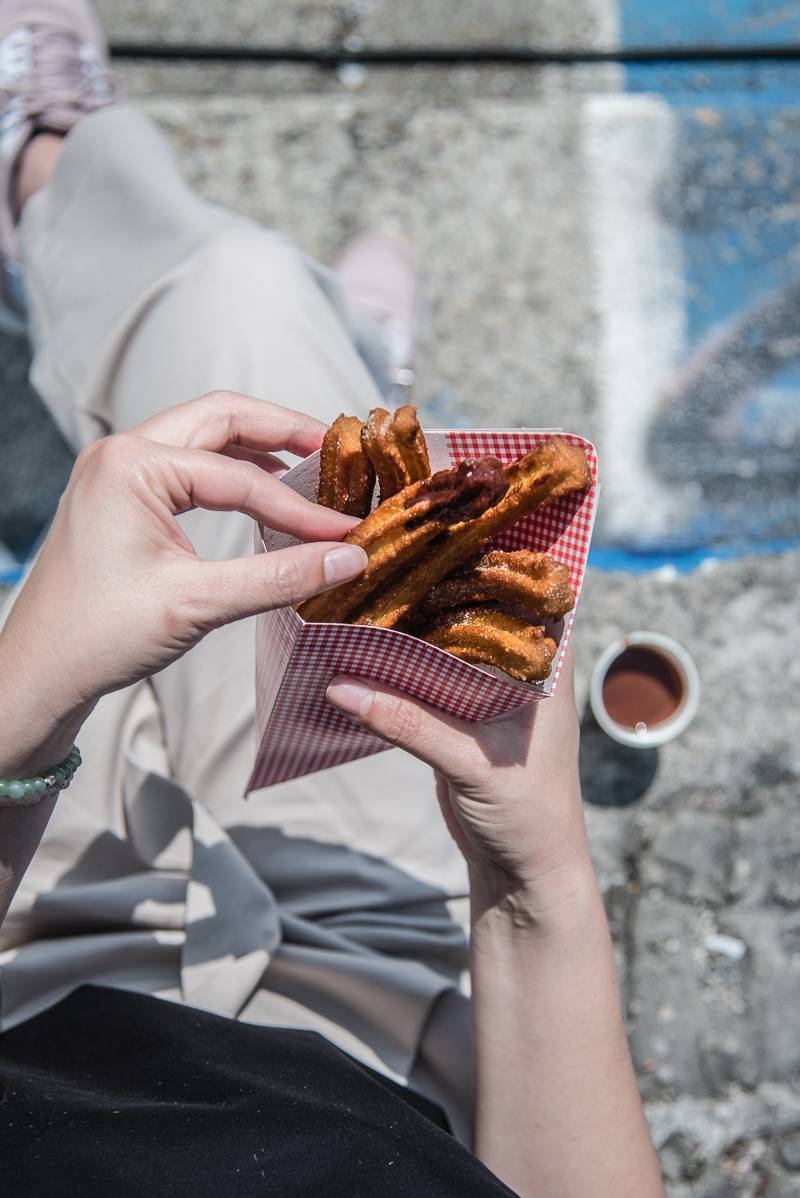 FOOD ZURICH trickytine Zürich Streetfoodfestival