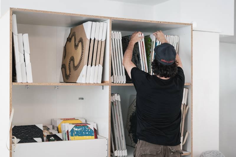 CUPRA x trickytine Stuttgart Dreharbeiten studio urbina sisterMAG
