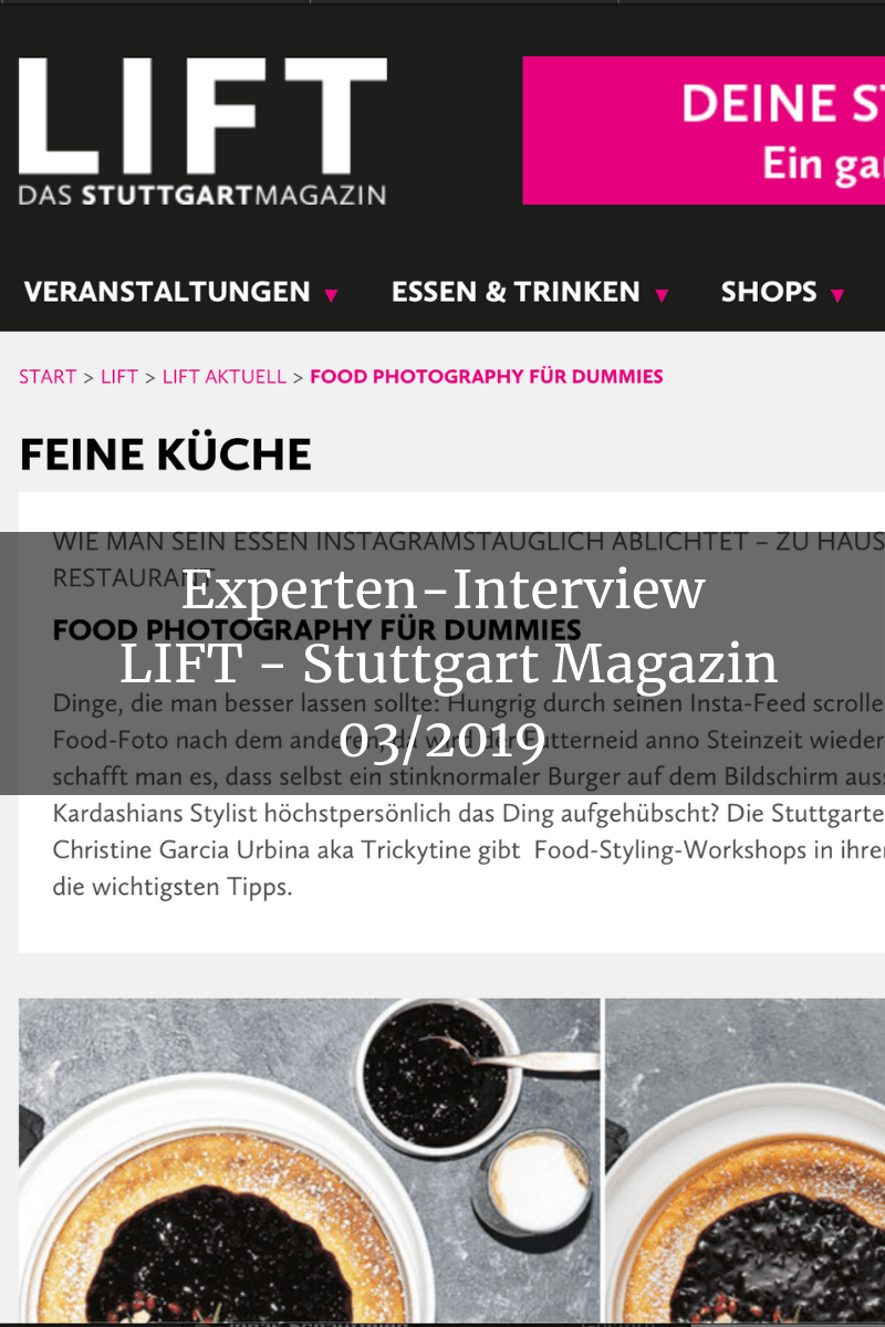 Presse Interview Lift trickytine