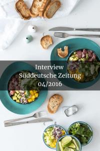 Presse Interview Süddeutsche trickytine