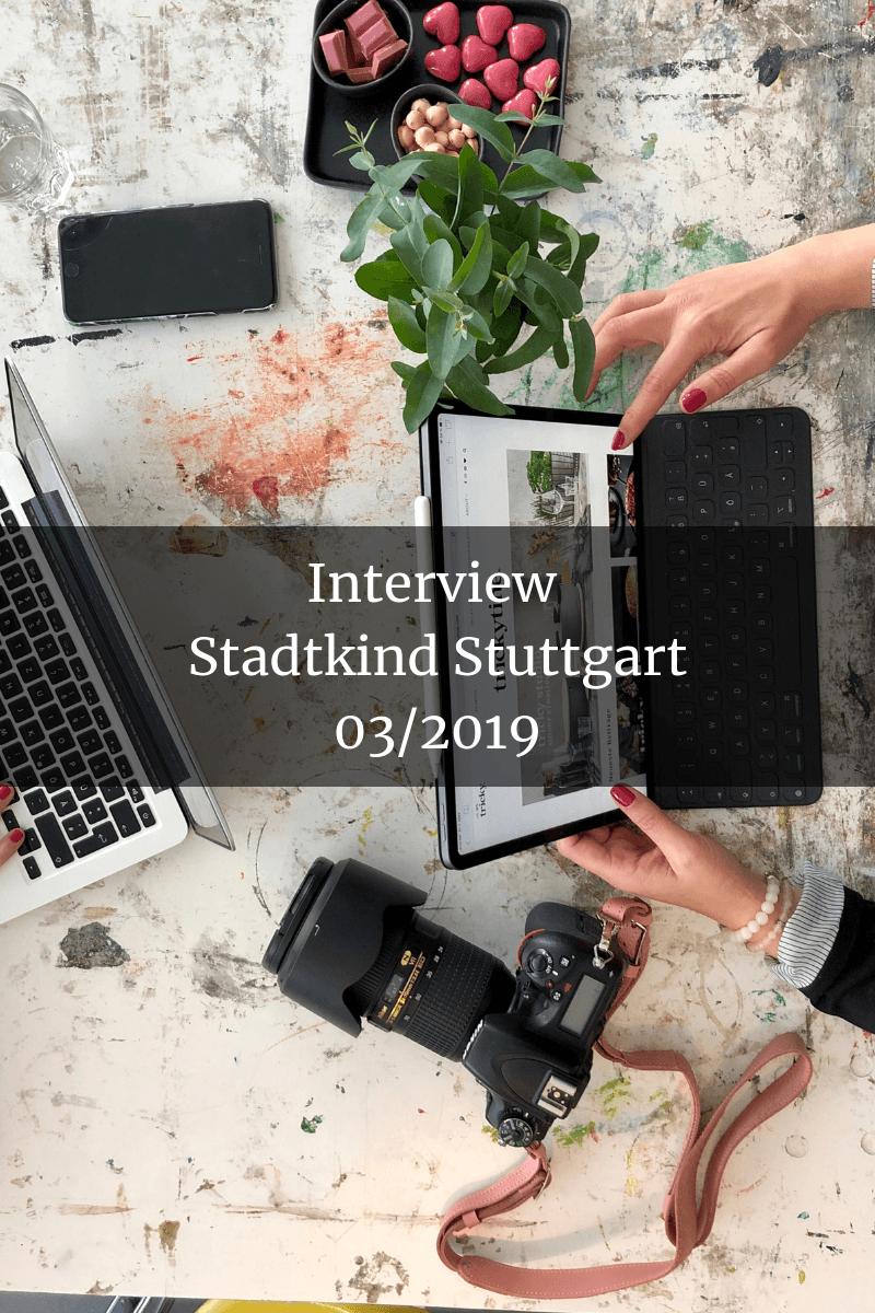 Presse Interview Stadtkind trickytine