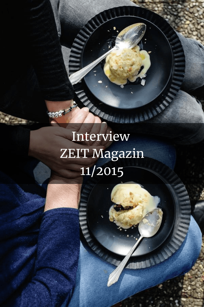 Presse Interview Zeit Magazin trickytine