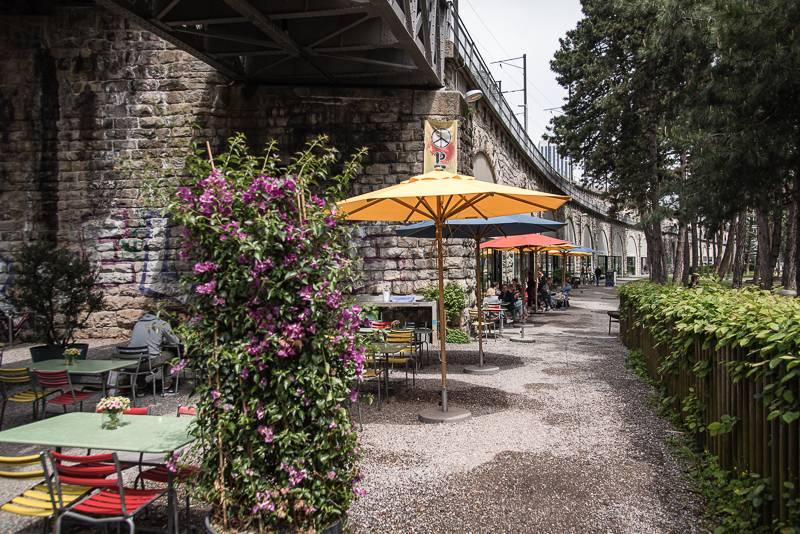 Zürich Reisetipps trickytine Sommer Food Restaurants