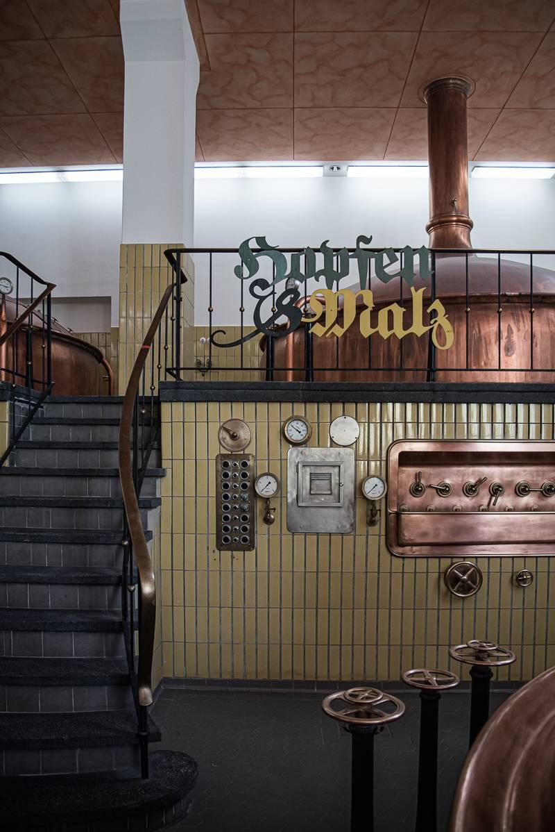 Bier Event Freiburg Ganter Brauerei trickytine