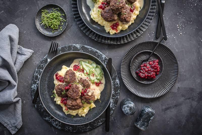 Köttbullar Rezept trickytine Foodblog Stuttgart