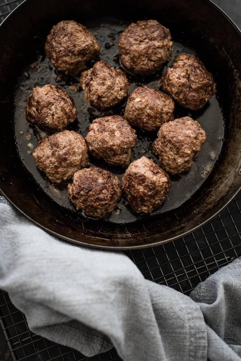 Köttbullar Love – das Rezept für köstliche schwedische Hackfleischbällchen