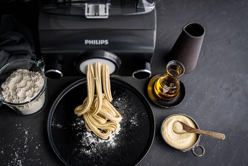 Dreierlei Herbst Pasta aus dem Pastamaker – selbstgemachte frische Pasta in 10 Minuten fix und fertig!