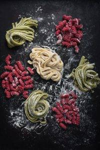 Pastamaker Herbst Pasta Rezept trickytine Foodblog Stuttgart